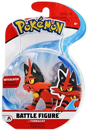Pokemon Torracat Battle Figure Pack Series 2 ()