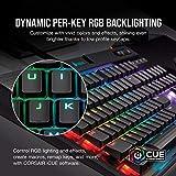 CORSAIR K70 RGB MK.2 Low Profile Mechanical Gaming