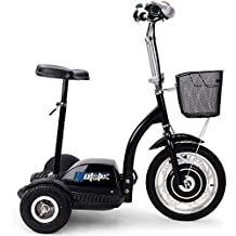 MotoTec 36V Battery Powered Trike