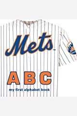 New York Mets ABC (My First Alphabet Books (Michaelson Entertainment)) Board book