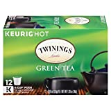 Twinings Green Tea, K-Cup, 12-Count (Pack of 6)
