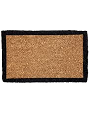 100% Coir Doormat | Entry Mat | Welcome Mat | Four Corners (60x90 cm)