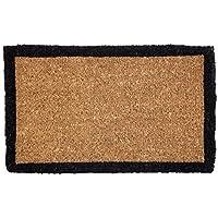100% Coir Doormat   Entry Mat   Welcome Mat   Four Corners (45x75 cm)