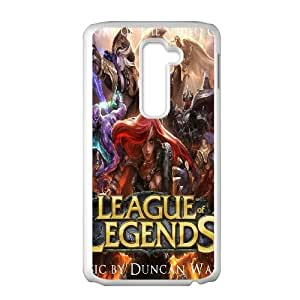 LG G2 Phone Cases League Of Legends Back Design Phone Case BRRT1950168