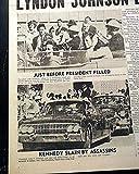 Great JFK President John F. Kennedy ASSASSINATION