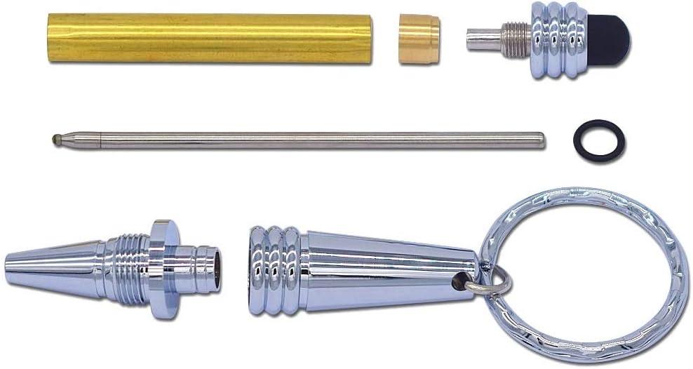 Touch Stylus Pen Kit In Gun Metal