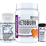 PX Keto KIT, Everything You Need to Induce, Maintain, and Monitor Ketosis, Built for Both The Advanced and Beginner Keto Dieter, Keto Diet Support, Induce Ketosis in Just Three Days