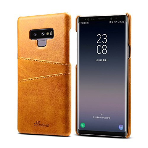 Galaxy Note 9 Wallet Phone Case, XRPow Slim PU Leather Back Protective Case Cover With Credit Card Holder for Samsung Galaxy Note 9 by XRPow (Image #5)'