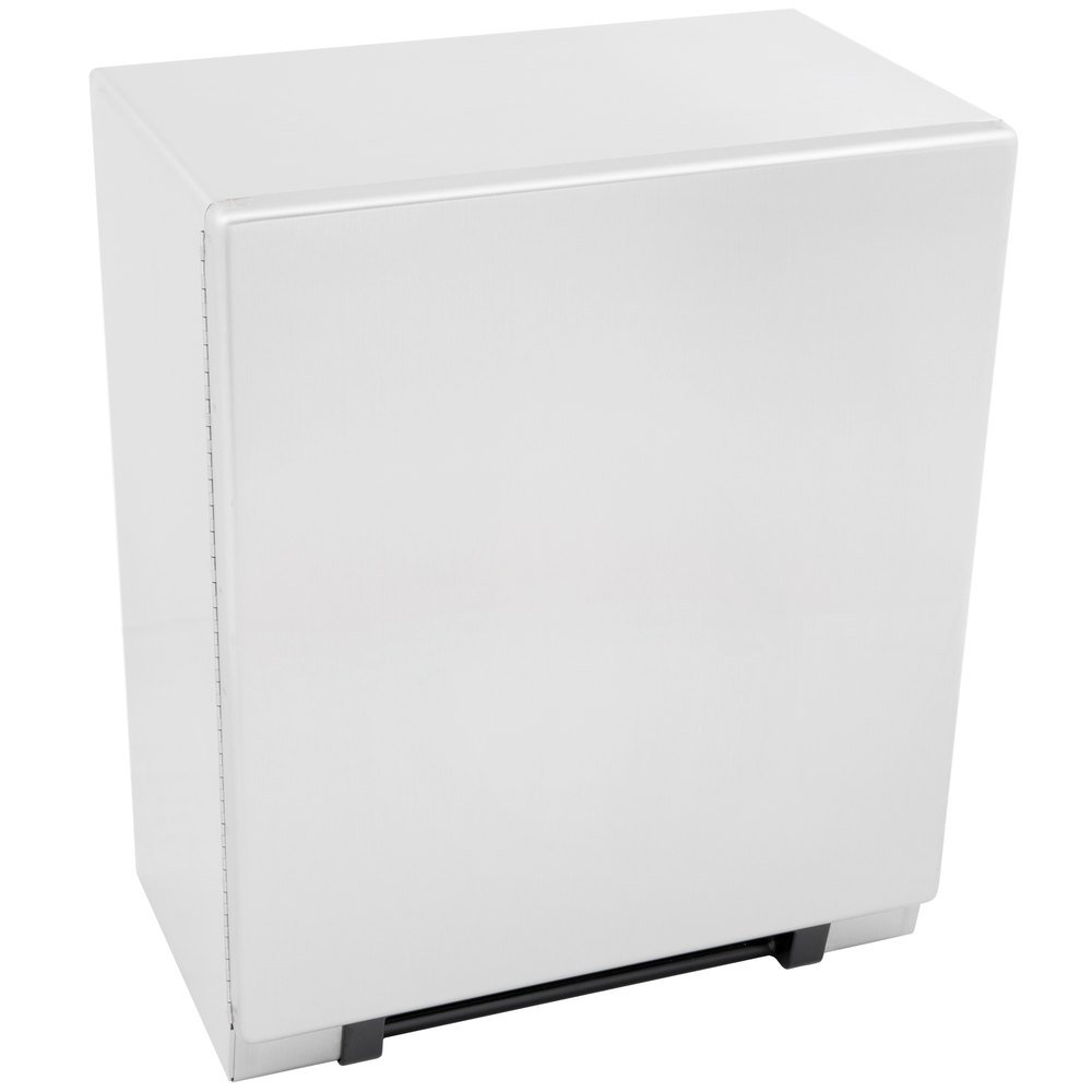 Bobrick B-2974 Surface Mounted Automatic Universal Roll Paper Towel Dispenser