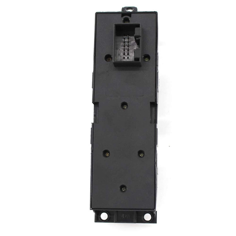 Reemplazo del Interruptor Principal de la Ventana El/éctrica para A6 Quattro Allroad Quattro S6 1997-2005 OE:4B0959851B Interruptor de Control del Elevador de Potencia del lado del Conductor