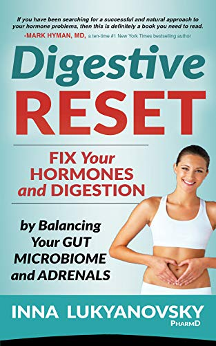 Digestive Reset Digestion Balancing Microbiome ebook