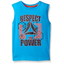 Reebok boys Competition Active Muscle Tank
