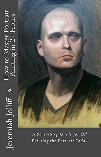 How Master Portrait Painting Hours ebook product image