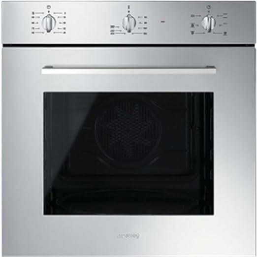 Smeg SF465X Forno elettrico 61L A Acciaio inossidabile forno: Amazon ...