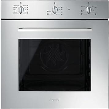 Smeg SF465X Elettrico 61L A Acciaio inossidabile forno: Amazon.it ...