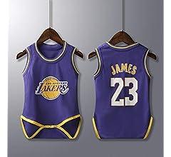 Bebé Bodies Unisex - NBA Jordan 23/Curry 30/James 23/Irving 11 ...