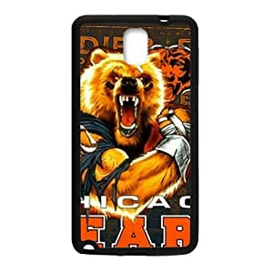 Happy Chicago Bears Fahionable And Popular Back Case Cover For Samsung Galaxy Note3