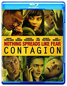 Contagion (Movie-Only Edition + UltraViolet Digital Copy) [Blu-ray]