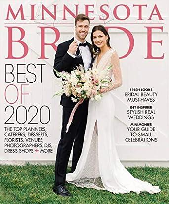 Minnesota Bride magazine