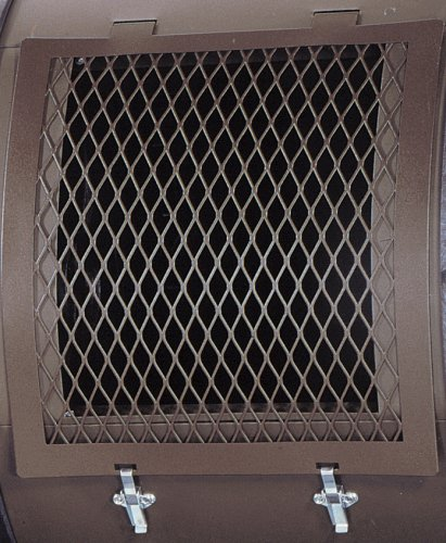 Mantis ComposT-Twin Sifter Screen 201107 by Mantis