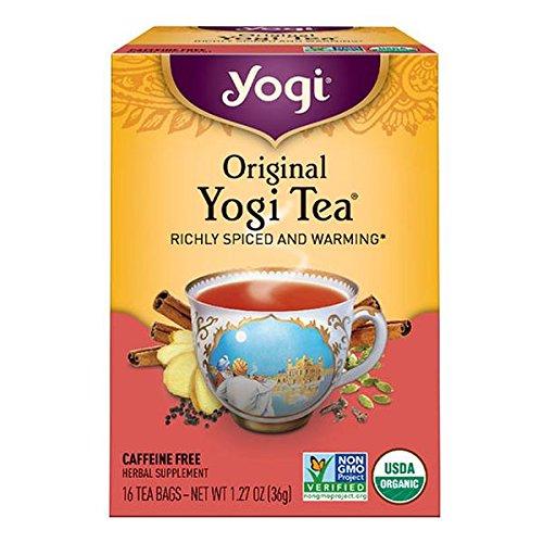 Original Yogi Tea Yogi Teas 16 Bag Box