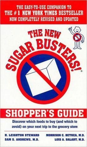 [(The New Sugar Busters! Shopper's Guide)] [By (author) H. Leighton Steward] published on (March, 2004) (New Sugar Busters Shoppers Guide)