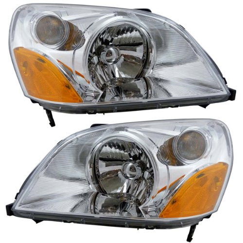 03 honda pilot headlight assembly - 9