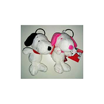 Llavero Snoopy Surtido 12cm: Amazon.es: Juguetes y juegos