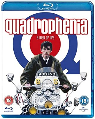 down the alley QUADROPHENIA DOUBLE in person signed PHIL DANIELS and LESIE ASH
