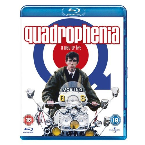 Quadrophenia [Blu-ray] for sale  Delivered anywhere in USA