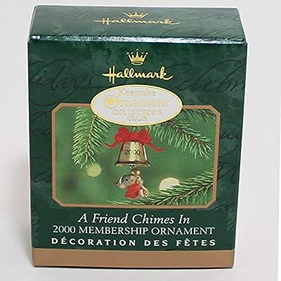 A Friend Chimes In 2000 Hallmark Ornament QXC4491
