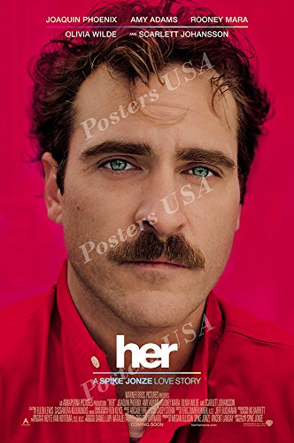 Her Movie Poster - Posters USA Her Movie Poster GLOSSY FINISH - MOV893 (24