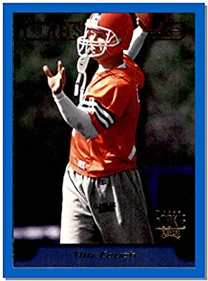 1999 Absolute EXP #1 Tim Couch RC Rookie KENTUCKY WILDCATS CLEVELAND BROWNS