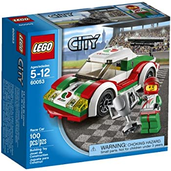 Amazon Com Lego City Race Car Toys Games
