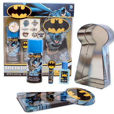 Wholesale Batman Bath Gift Set - Ages 4+]()