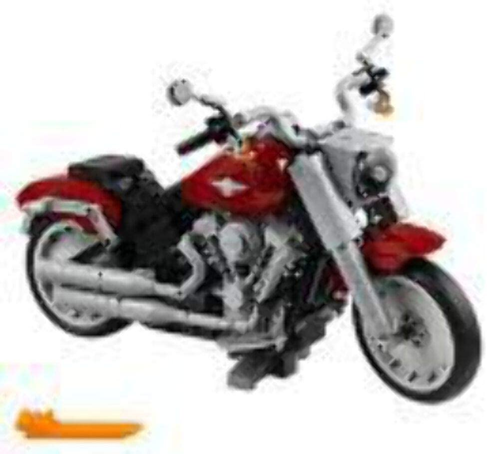 LEGO Creator - Harley Davidson Fat Boy, Maqueta para Montar Coleccionable de Moto del 30 Aniversario Harley Davidson, Recomendado a Partir de 16 años (10269): Amazon.es: Juguetes y juegos