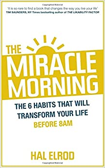 Image result for miracle morning