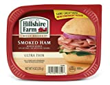 HILLSHIRE FARM DELI SELECT COLD CUTS LUNCH MEAT SMOKED HAM ULTRA THIN 9 OZ PACK OF 3