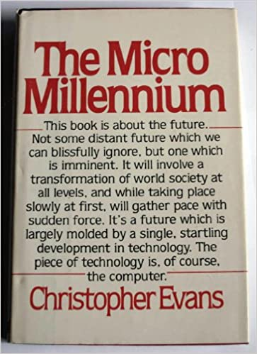 Image result for the micro millennium christopher evans