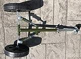 Grasshopper Universal String Line Trimmer Wheels 4 Gas/Electric Independent Suspension Shock