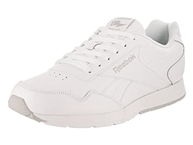 0aed9d667a91 Reebok Men s Reebok Royal Glide White Steel Reebok Royal Sneaker 7.5 D (M