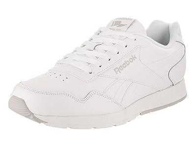 82471244424d Reebok Men s Reebok Royal Glide White Steel Reebok Royal Sneaker 7.5 D (M