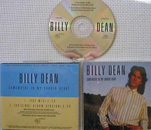 Amazon.com: Billy Dean: Somewhere In My Broken Heart: Music