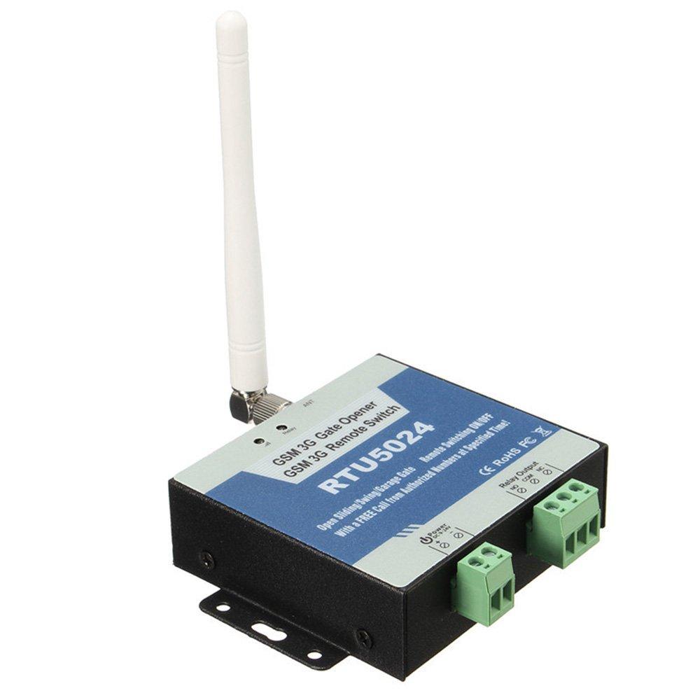 Senders Gsm Gate Openergsm Remote Switchdoor Opener With Dial Garage Door Safety Sensor Wiring On Moreover Control Rtu5024 Diy Tools