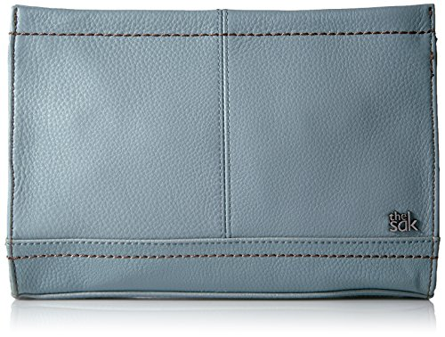 The Sak Iris Demi Clutch - Blue Mist - One Size
