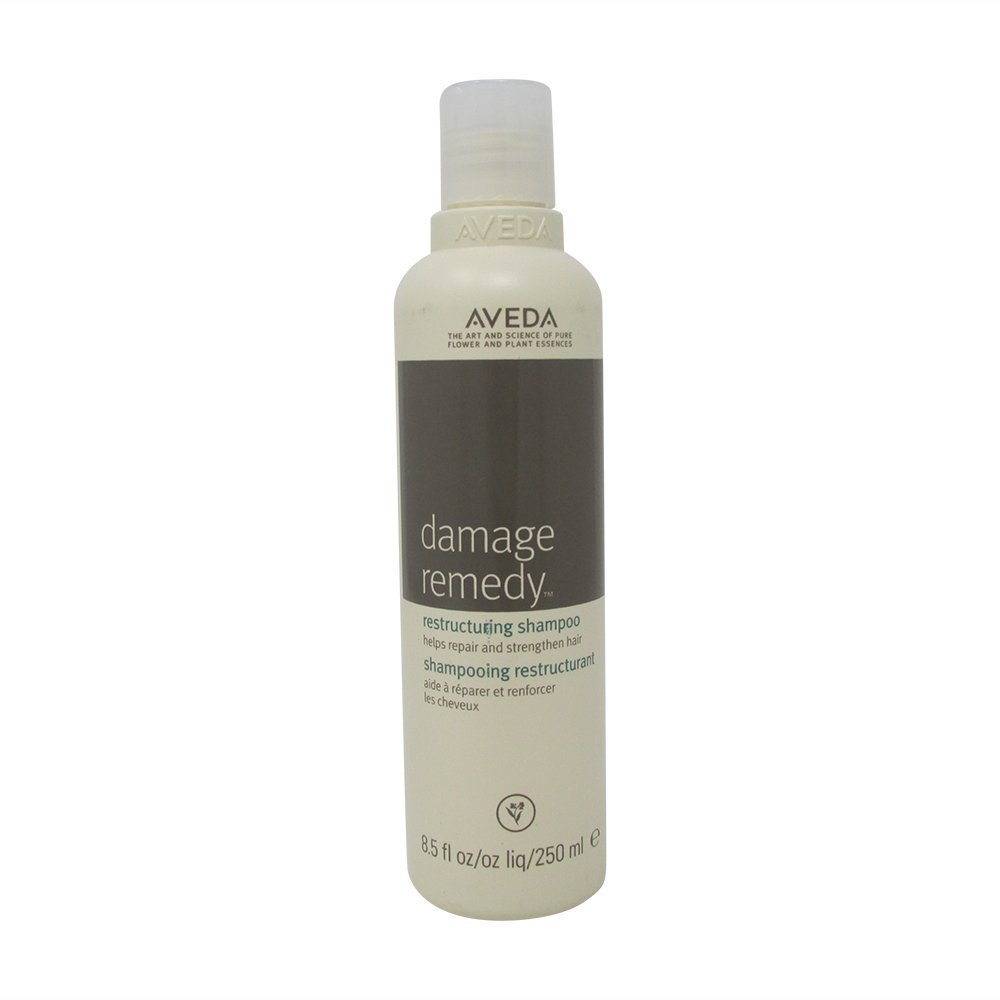 Aveda Damage Remedy, Restructuring Shampoo, 8.5-Ounce Bottle