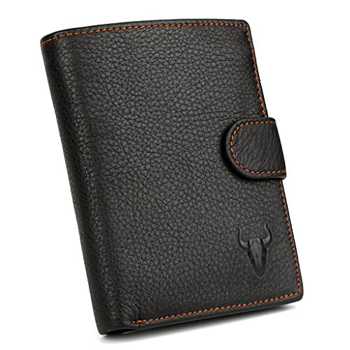 YALUXE Holder Compact Leather License