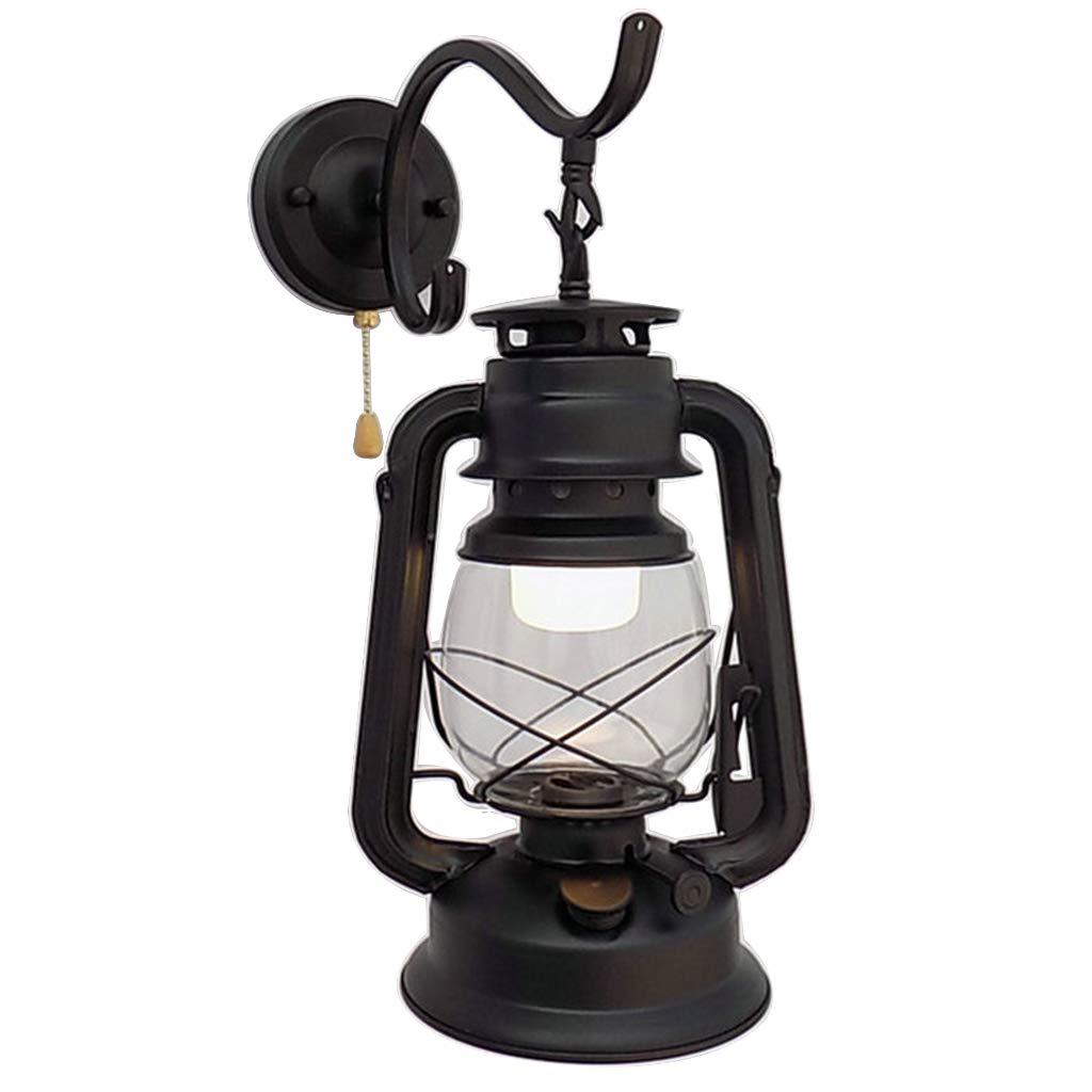 seleziona tra le nuove marche come BTPDIAN Lanterna in Stile Europeo - Lampada Lampada Lampada da Parete - Lampada a Cherosane Vintage - casa colonica del Cortile  acquista online oggi