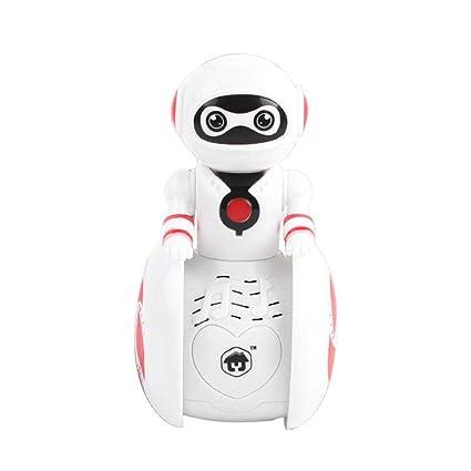 Jouets Robot Bébés Avec Tumbler Enfants Son Pour Gobelet Robots RL3Scq54Aj