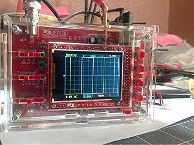 DSO138 DIY Digital Oscilloscope Kit SMD Soldered 13803K Version